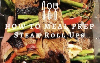 Steak Roll-Ups