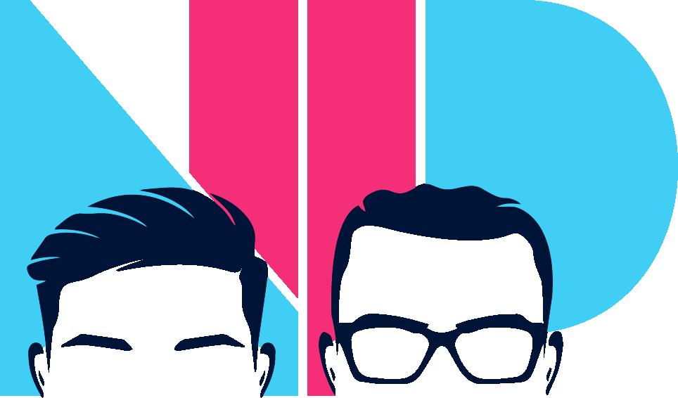 Nate and Tony likeness