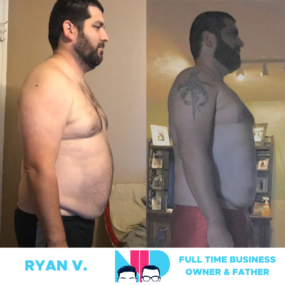 Ryan V. success story