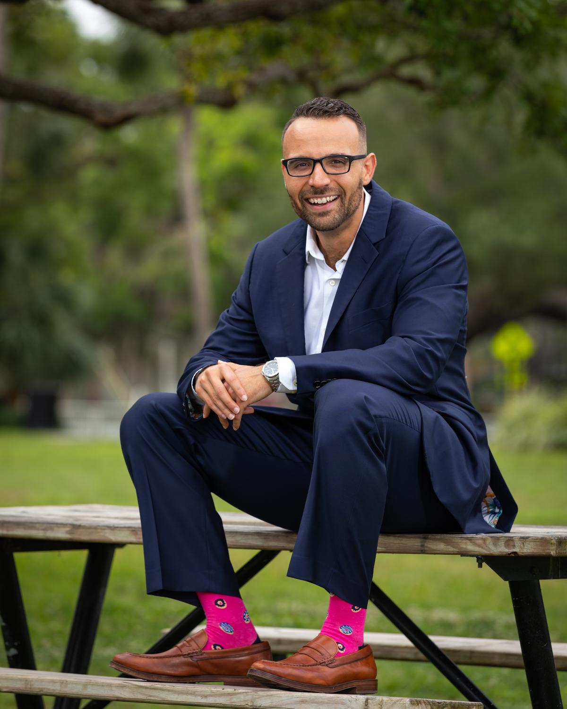 Tony Castillo - Owner of NFP