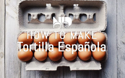 Traditional Tortilla Espanola
